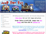Jumping Castle Hire Melbourne| Jump For Fun Pascoe Vale