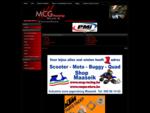 MCG Racing - Quads, Crossmotoren, Jet-ski's, Buggy's, Scooters, ...
