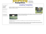 JumpKing Trampolines France - Jump King Trampoline