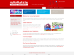 Welcome to Jumpmaster » Jumpmaster Bouncy Castles