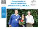 Homepage des Junggesellen Schützenverein Breckerfeld 1396 e. V.