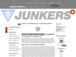 JUNKERSPLUS. CZ - specialista na kotle Junkers !!