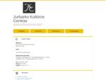 Jurbarko KultÅ«ros Centras | SavivaldybÄ-s biudžetinÄ- įstaiga Ä®monÄ-s kodas 158746870 Adresas D
