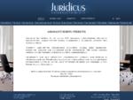 Asianajotoimisto Juridicus Oy