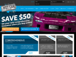 Car Insurance Quotes - Online Rates Australia | Just Car Insurance