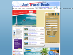 Travel Deals | Cheap Vacations | Cheap Flights | Vacation Packages | Cruise Holidays | All Incl