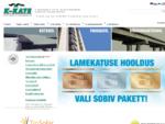 K-Kate Katus, fassaad, lamekatused, viilkatused, katusetööd, fassaaditööd