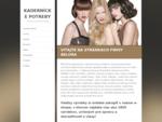 Kadernàcke potreby a vlasovà¡ kozmetika