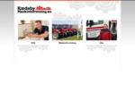 VVS, Maskinforretning og Fyringsolie i Humle på Langeland