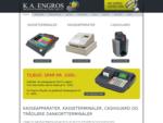 KA ENGROS - kasseapparater, kasseterminaler, Cash Guard og Dankortterminaler