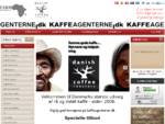 kaffeagenterne - onlinesalg af kaffe fra eget risteri, maskiner og udstyr