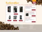 Billige Kaffeautomater og Kaffemaskiner til din virksomhed!