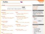 Kafito - Free website propagace adresáře