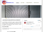 Tule hakemaan tarpeisiisi sopiva aurinkosuojauksen ratkaisu Oulun Kaihdinpalvelun laajasta valikoima
