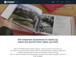 Dunedin Web Design Development, Print Brand Design - Kaiser Creative Studio