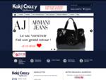 Sacs, chaussures et Accessoires de Marques Armani Jeans, Liu Jo, Serafini... - Kaki Crazy