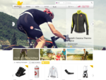 kolesarska oblačila, obutev, čelade dodatki   e-trgovina za kolesarje   KALAHOO