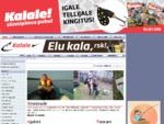 Kalale. ee - Eesti harrastuskalastajate kogukond