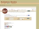 Kalamos Books