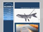 Kalavene. fi kaikki kalastukseen