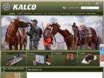 Kalco - Όπλα κυνηγίου, Καραμπίνες, Φυσίγγια