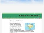 Kalda Puhketalu