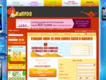 Loterie gratuite, plus de 15000 euros à gagner !