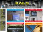 KALS Audio Vidéo - Installation - Vente - SAV