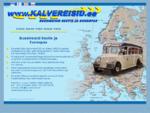 Kalve Reisid - Bussireisid Eestis ja Euroopas - General