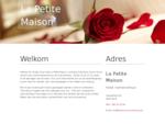 La Petite Maison kamerverhuur, love motel, rendez-vous hotel, Genk, limburg, Romantiek in alle