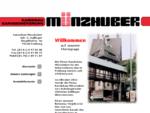 Kaminbau, Kaminrenovierung Münzhuber