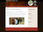 Kamloops Wing Chun