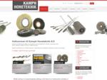 Salg af honemaskiner og honeværktøj til industri og autobranche i taastrup og København - Kamph Hone