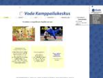 Voda Kamppailukeskus Oy, Tikkurila, Vantaa, kamppailulajiseurojen harjoitusvuorot, karate, judo