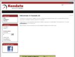 Velkommen til Kandata AS