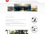 Kanuverleih in Mecklenburg Kandra Natursportreisen Kanutouren Kanuvermietung Paddeln