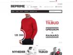 Køb sportstøj, herretøj, dametøj og modetøj online | Beprime Danmark