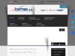 KAPTAIN S. A. ΣΥΝΘΕΤΙΚΑ ΚΟΥΦΩΜΑΤΑ PVC FRAMES