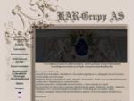 KAR-Grupp AS - Esileht
