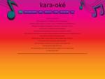 verhuur van karaoke en discobars