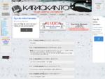Basi karaoke gratis Karaokanto. com