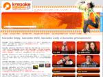 Karaoke zábava - Karaoke klipy, karaoke DVD, karaoke sady a karaoke příslušenství