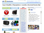 Download - Ladda ner karaoke Mp3 - Super 8 mm smalfilm Projektorer - Ljud Ljus - Karaoke