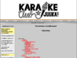 Karaoke Club Juuka ry