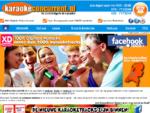 Karaoke verhuur karaokeconcurrent. nl voor het huren van een karaokeset