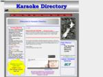 Karaoke Directory