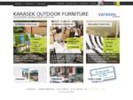 Karasek Gartenmöbel - hochwertige Balkonmöbel und Terrassenmöbel