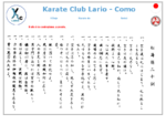 Karate Club Lario - Como