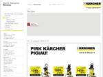 Akcijos | Kärcher valymo įranga bei servisas