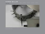 Karen Millar Ceramics and sculptural art, Perth, Western Australia